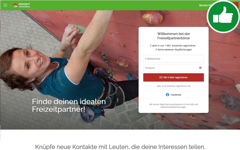 Testbericht FreizeitPartnerBoerse.com Abzocke