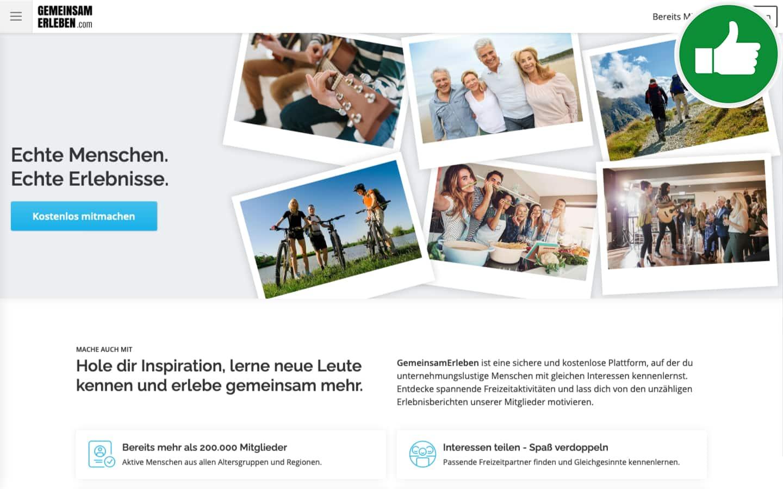 Testbericht GemeinsamErleben.com Abzocke