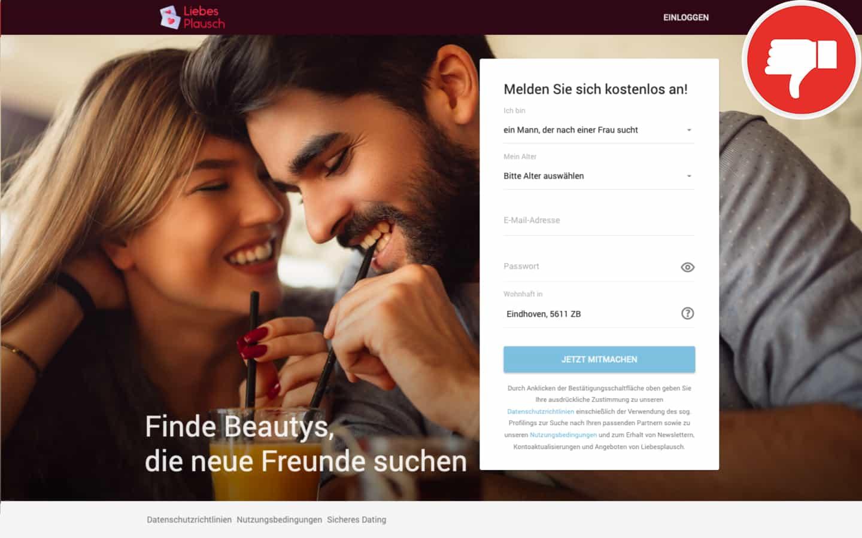 Testbericht LiebesPlausch.ch Abzocke