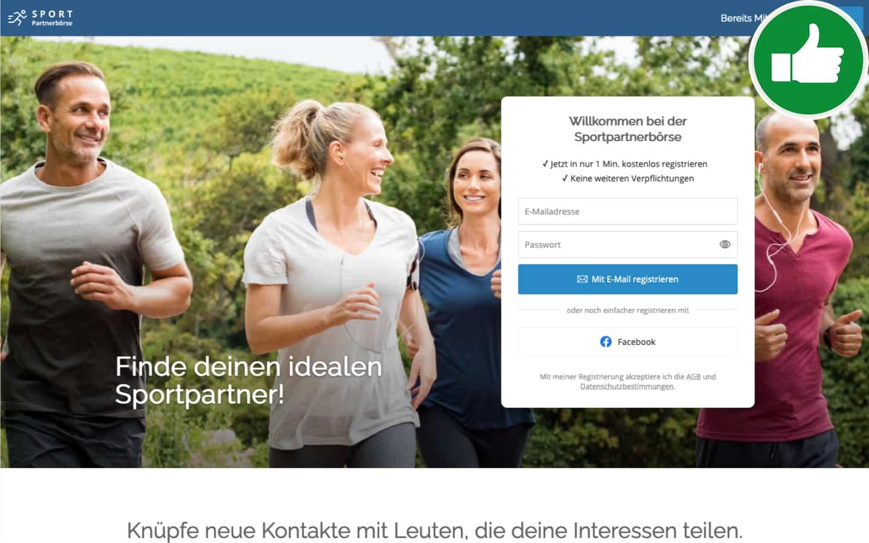 SportPartnerBoerse.com Erfahrungen Abzocke