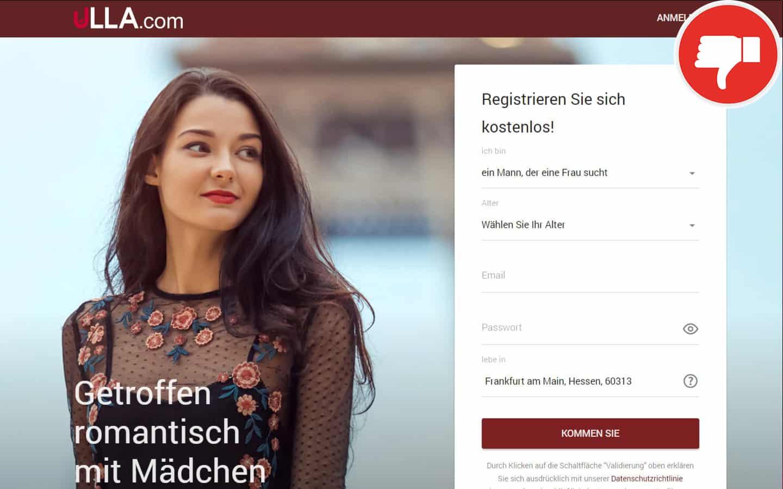 Testbericht Ulla.com Abzocke