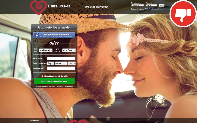 Liebes-Lounge.com Erfahrungen Abzocke