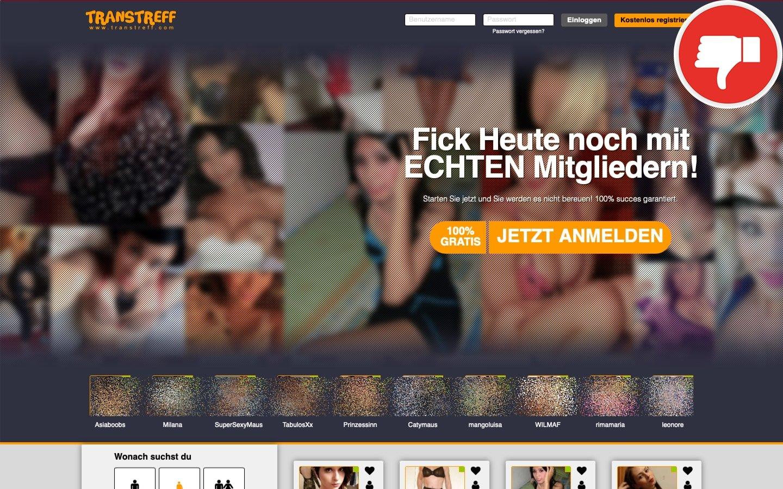 TransTreff.com Erfahrungen Abzocke