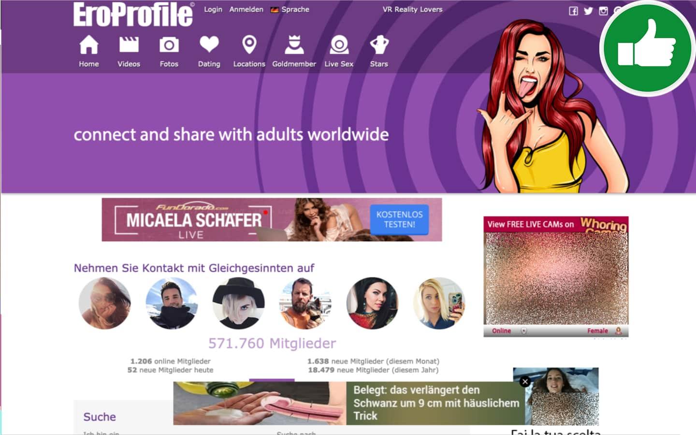Testbericht EroProfile.com Abzocke
