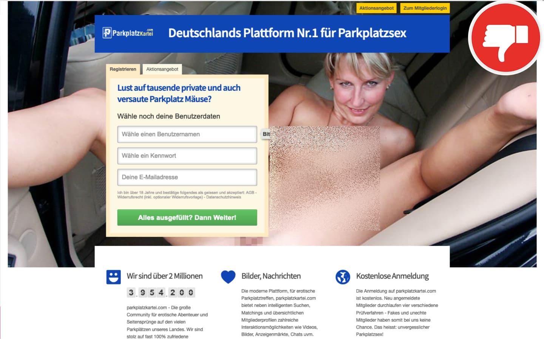 Testbericht ParkplatzKartei.com Abzocke