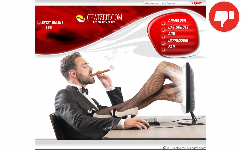 ChatZeit.com Erfahrungen Abzocke