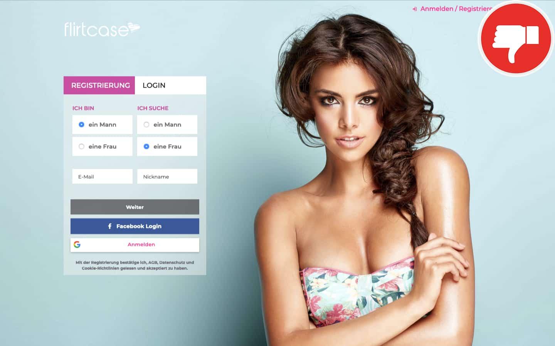 FlirtCase.de Erfahrungen Abzocke