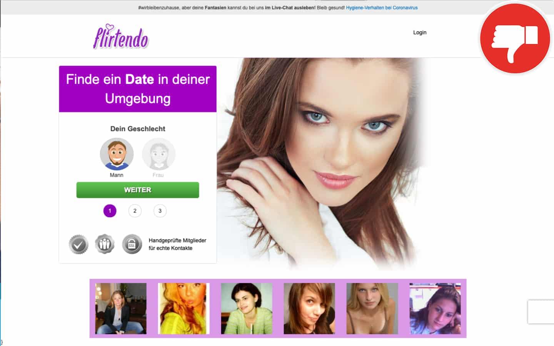 Flirtendo.com Erfahrungen Abzocke