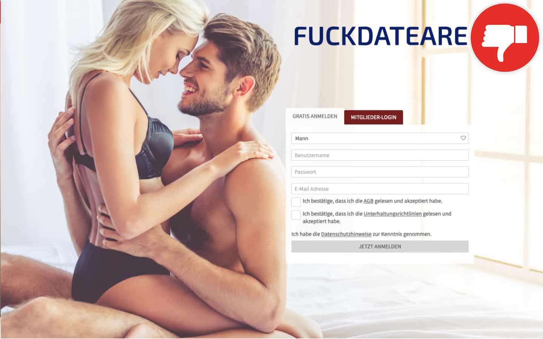 Testbericht FuckDateArea.com Abzocke