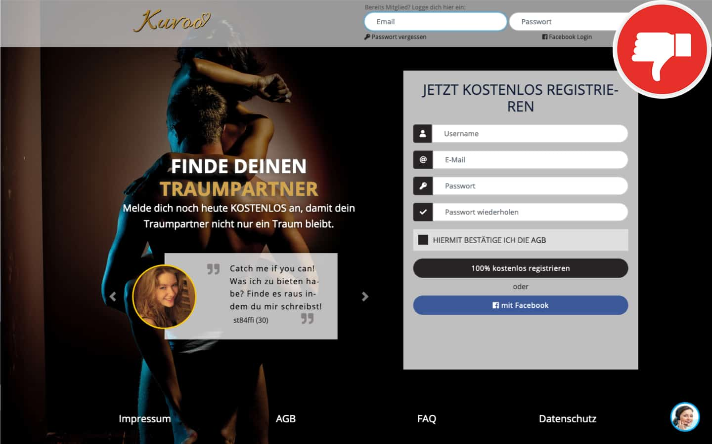 Testbericht Kuvoo.de Abzocke