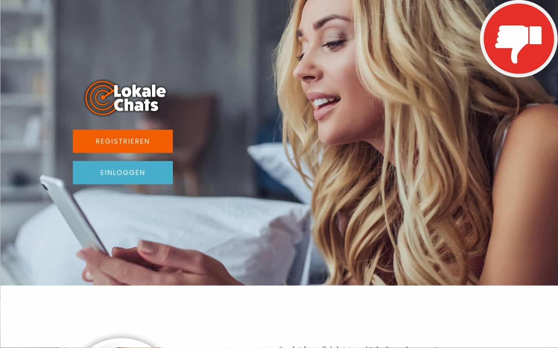 LokaleChats.com Erfahrungen Abzocke