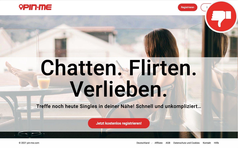 Pin-Me.com Erfahrungen Abzocke