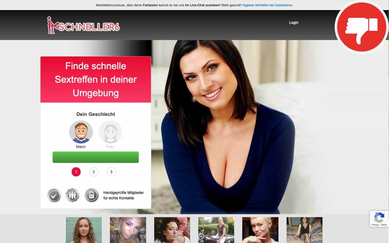 Testbericht Schneller6.com Abzocke