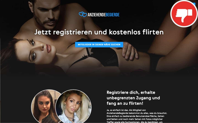 AnziehendeBegierde.com Erfahrungen Abzocke