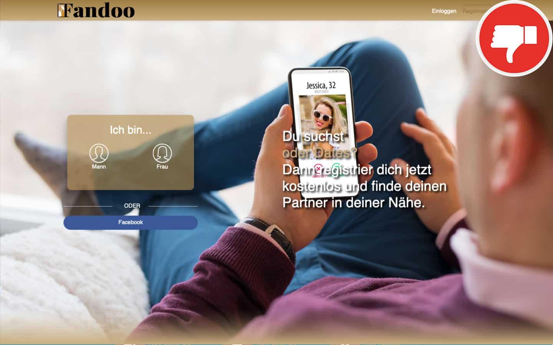 Testbericht Fandoo.de Abzocke