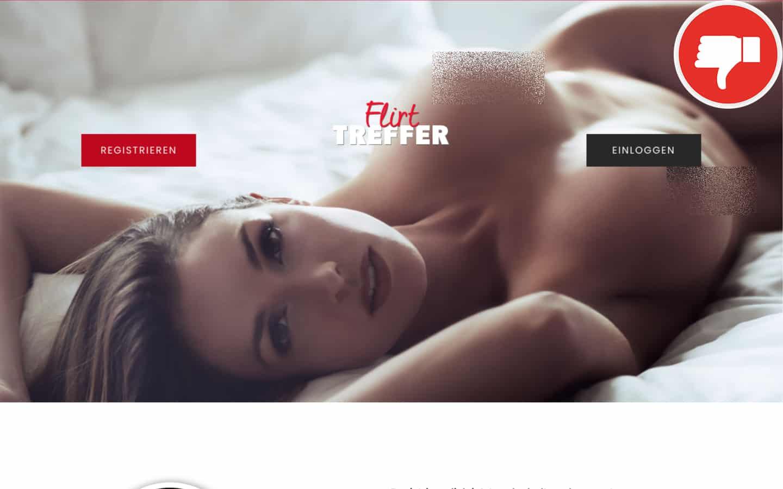 Flirt-Treffer.com Erfahrungen Abzocke