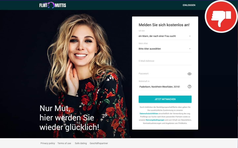 Testbericht FlirtMuttis.com Abzocke