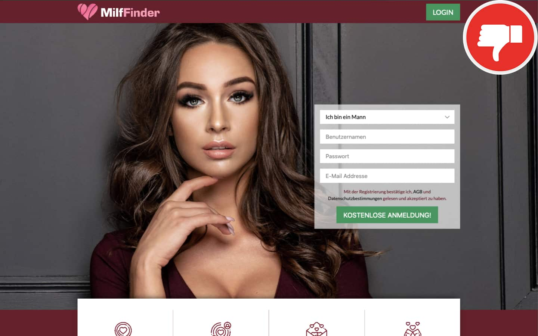 Testbericht MilfFinder.com Abzocke