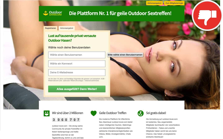 Outdoor-Lover.com Erfahrungen Abzocke