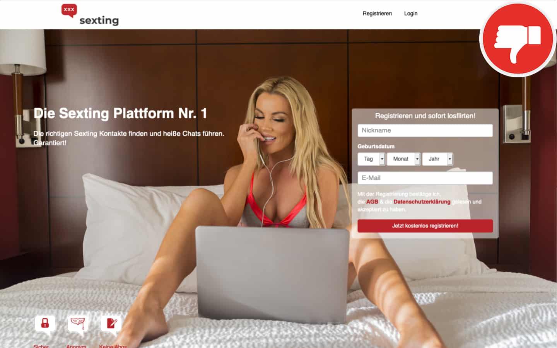Testbericht SexTings.de Abzocke
