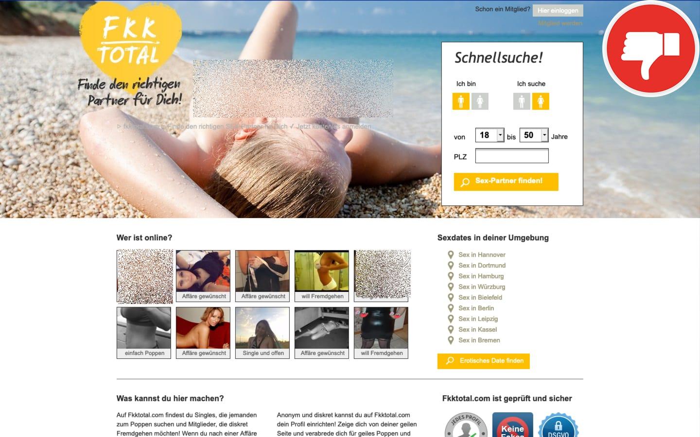 FKKTotal.com Erfahrungen Abzocke