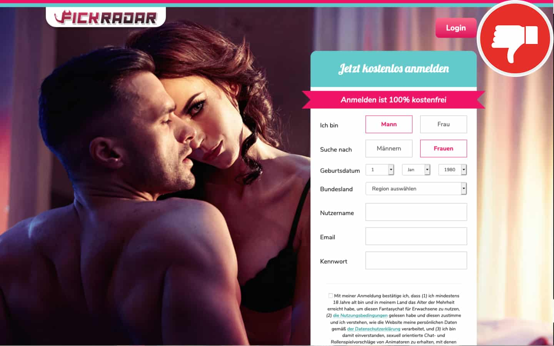 FickRadar.ch Erfahrungen Abzocke