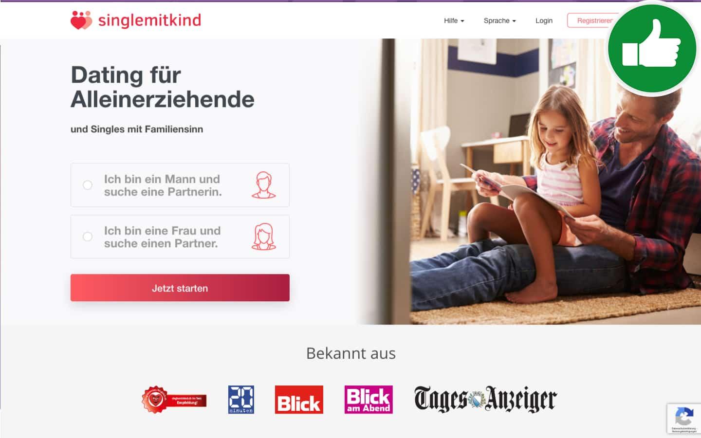 Testbericht SingleMitKind.ch Abzocke