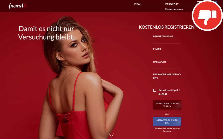 Testbericht Fremd6.de Abzocke