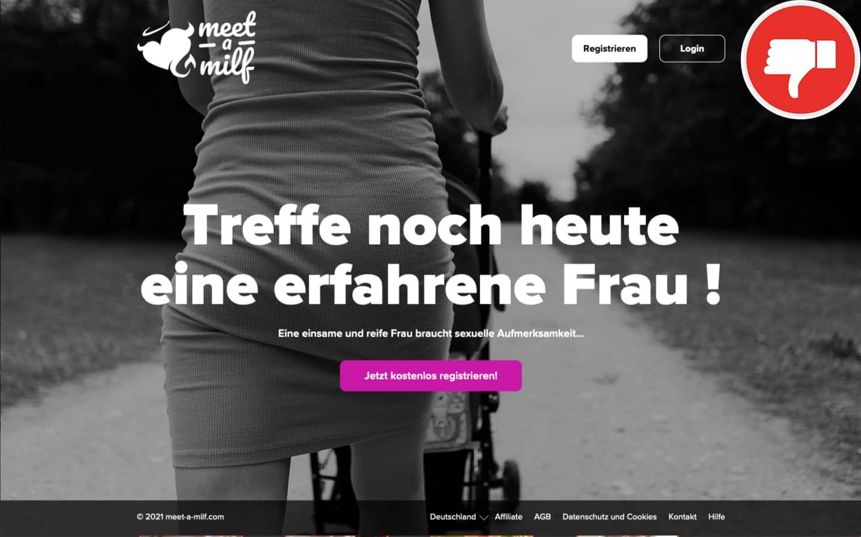 Meet-A-Milf.com Erfahrungen Abzocke