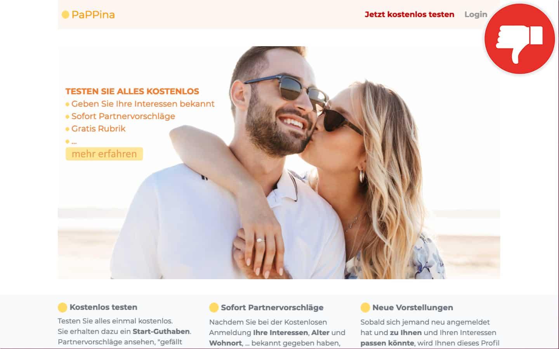 Pappina.com Erfahrungen Abzocke
