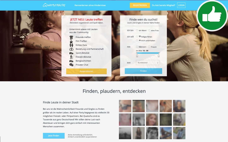 Testbericht Quatscha.de Abzocke