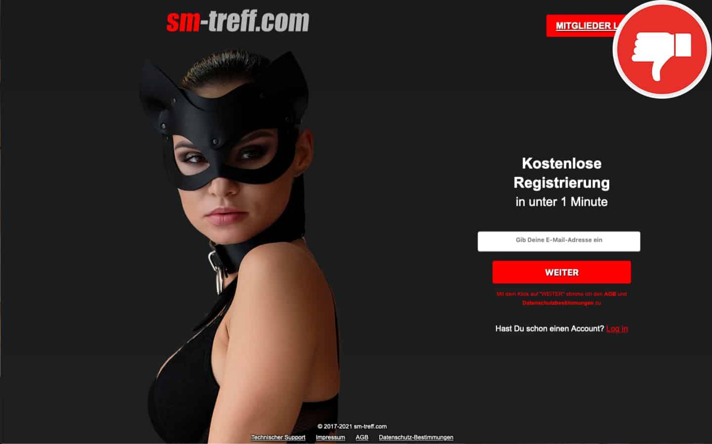Testbericht SM-Treff.com Abzocke