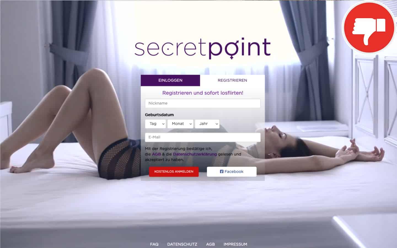 Testbericht SecretPoint.de Abzocke