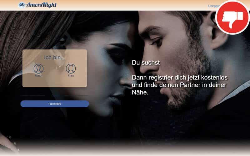 Testbericht AmorsNight.de Abzocke