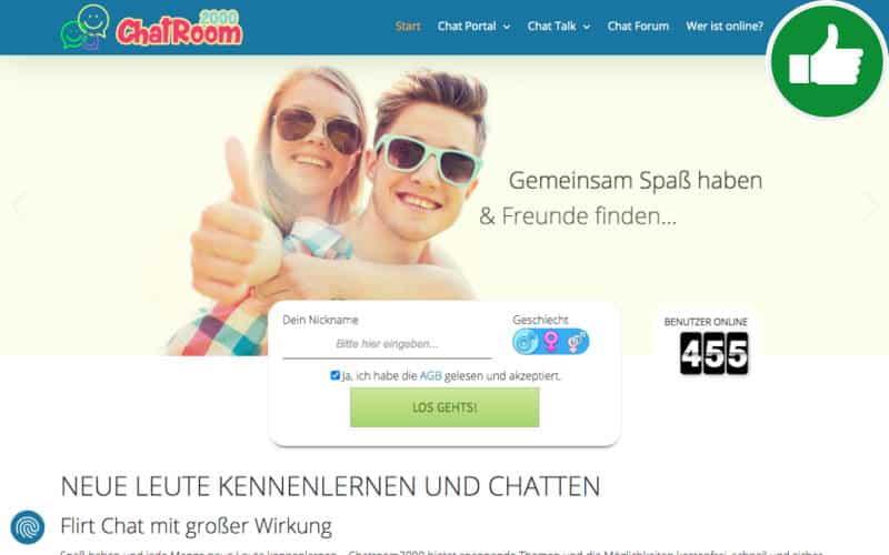ChatRoom2000.de Erfahrungen Abzocke