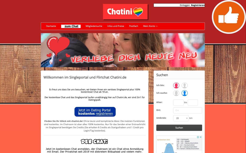 Chatini.de Erfahrungen Abzocke