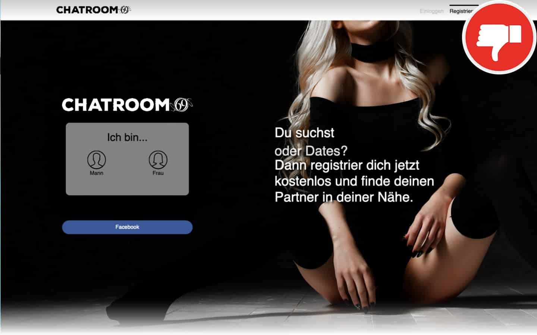 Testbericht Chatroom69.com Abzocke