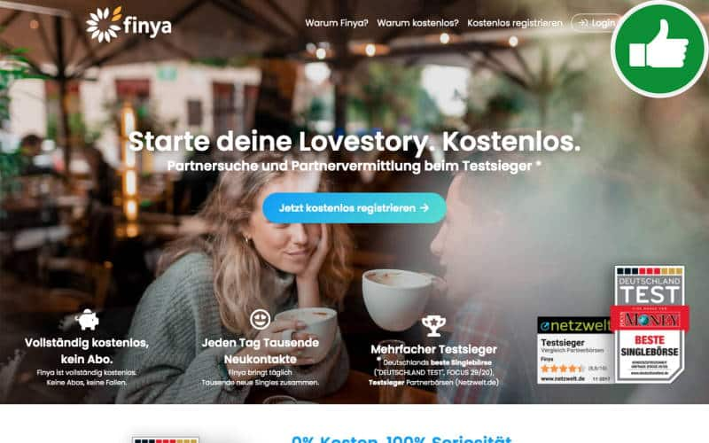 Finya.de Erfahrungen Abzocke