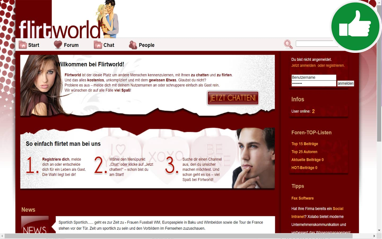 FlirtWorld.de Erfahrungen Abzocke