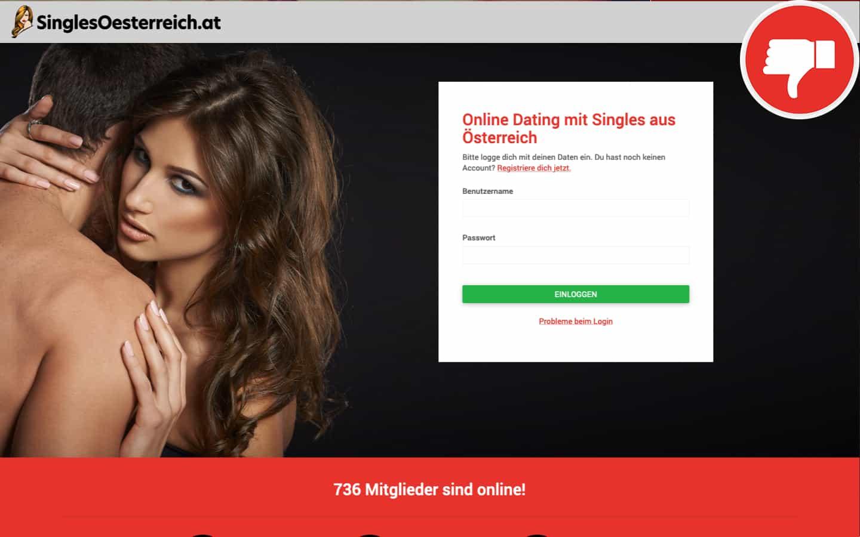 SinglesOesterreich.at Erfahrungen Abzocke