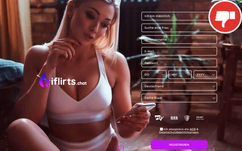 iFlirts.chat Erfahrungen Abzocke