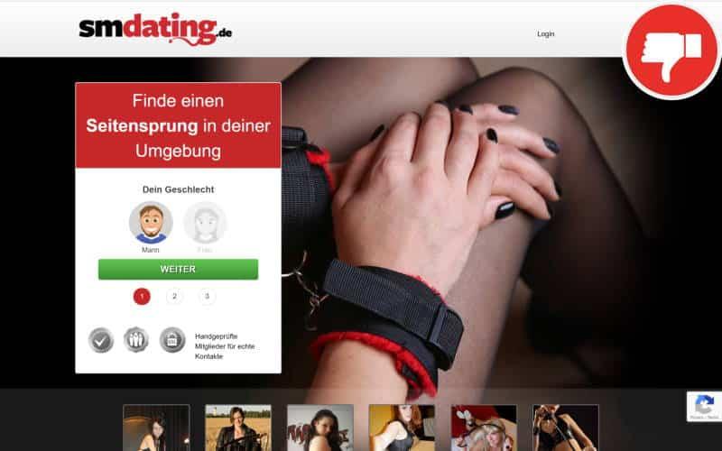 SM-Dating.de Erfahrungen Abzocke