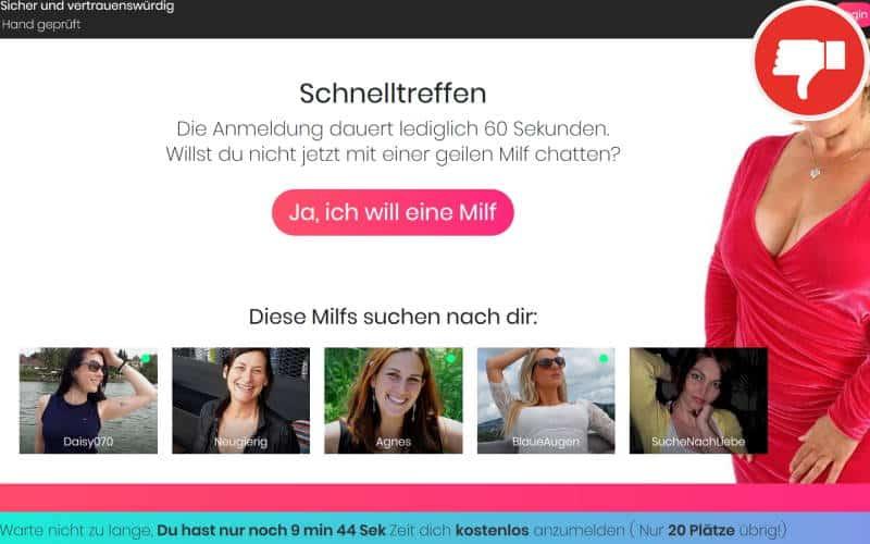 Testbericht SchnellTreffen.net Abzocke
