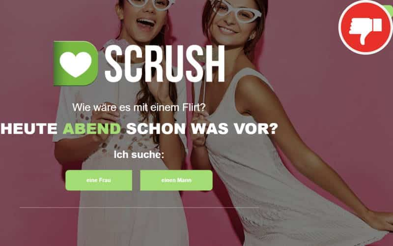 Testbericht Scrush.de Abzocke