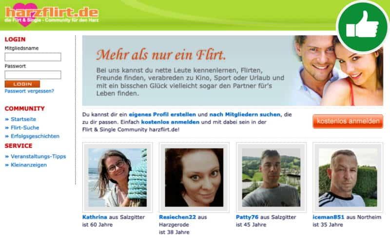 Testbericht - HarzFlirt.de Abzocke