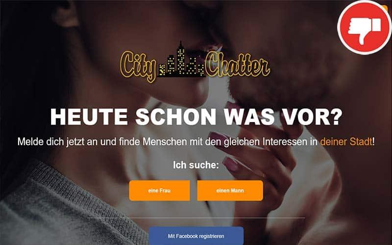 CityChatter.de Erfahrungen Abzocke