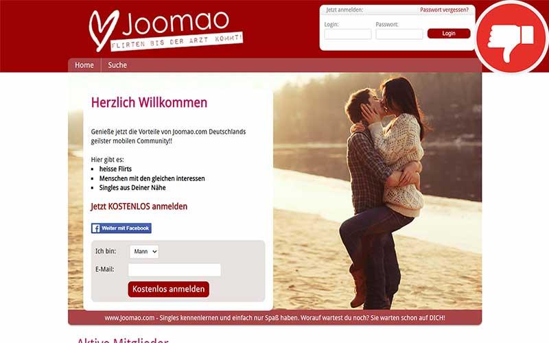 Testbericht Joomao.com Abzocke