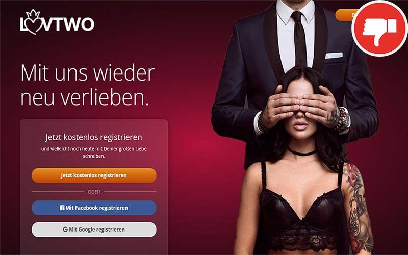 LovTwo.com Erfahrungen Abzocke