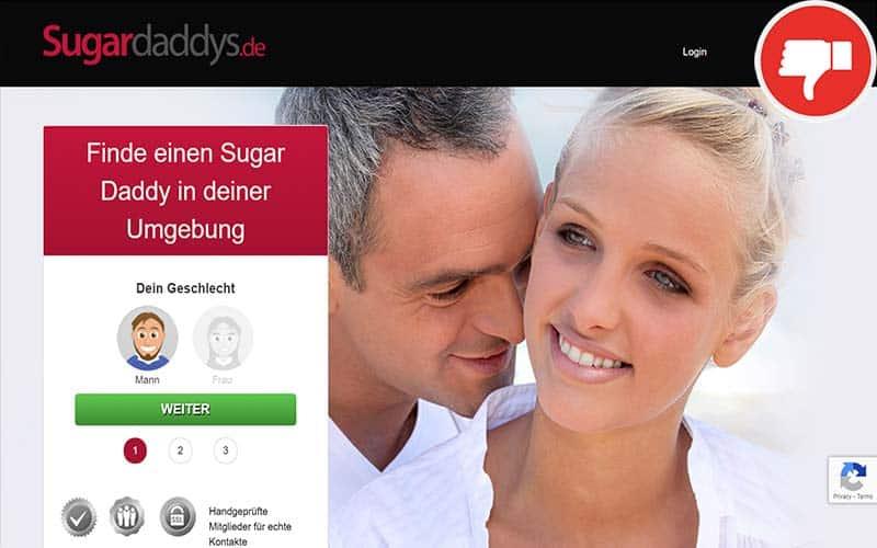 SugarDaddys.de Erfahrungen Abzocke