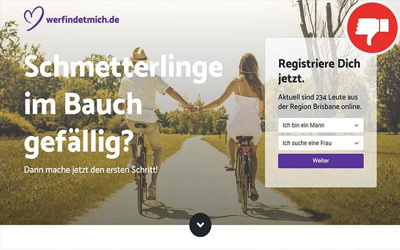 Testbericht WerFindetMich.de Abzocke